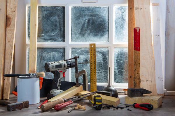some, tools, of, carpenter, in, the - 28237808