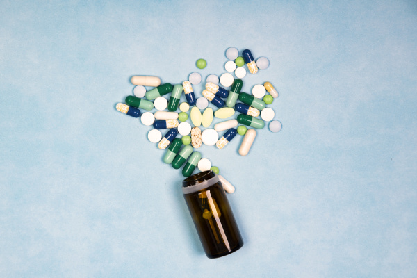 assorted, pharmaceutical, medicine, pills, , tablets - 28238456
