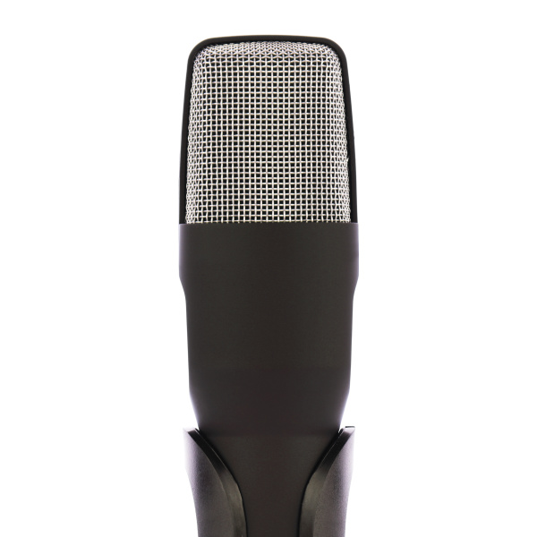 broadcast, microphone, isolaed, on, a, white - 28238664