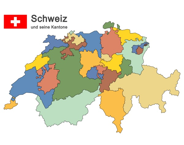 country, switzerland, colored - 28238340