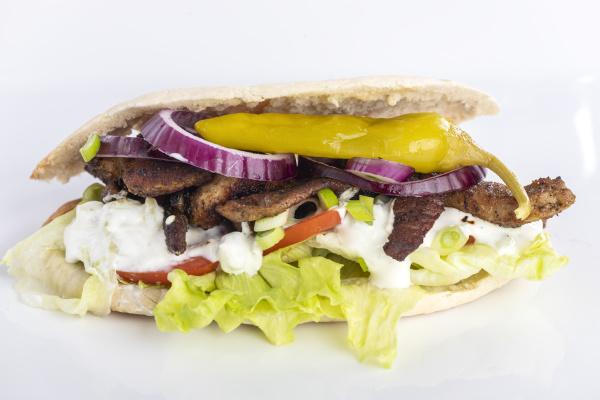 doener, kebap, in, pita, bread - 28238028
