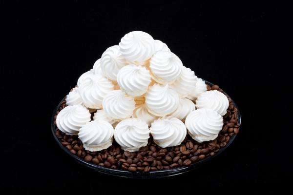 french, vanilla, meringue, cookies, and, - 28238987