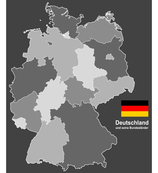 germany, and, federal, states - 28238974