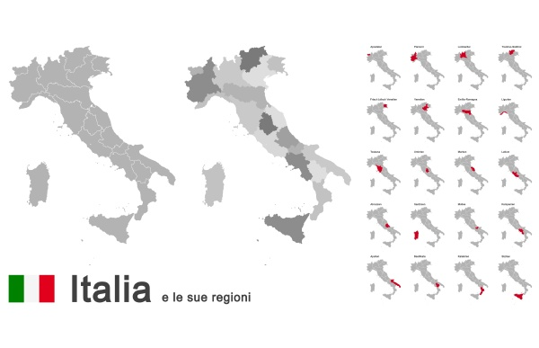 italy, and, regions - 28238612