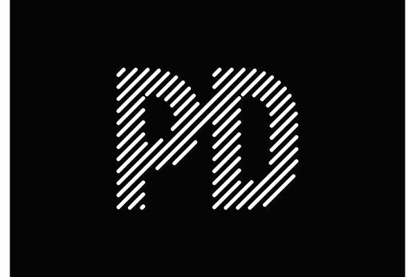 p, d, , pd, initial, letter, logo - 28238173