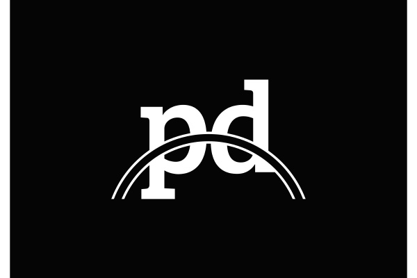 p, d, , pd, initial, letter, logo - 28238286