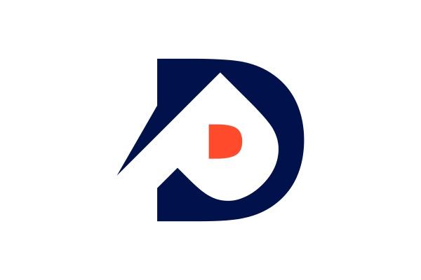 p, d, , pd, initial, letter, logo - 28238325