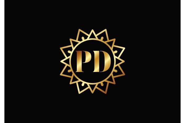 p, d, , pd, initial, letter, logo - 28238329