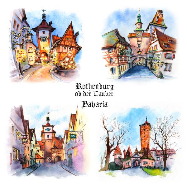 rothenburg, ob, der, tauber, , germany - 28238262