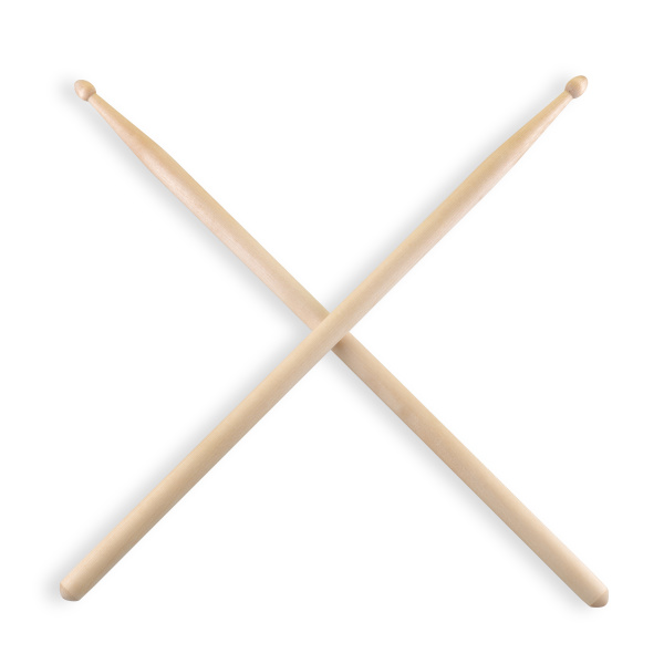 set, of, crossed, drum, sticks, isolated - 28238666