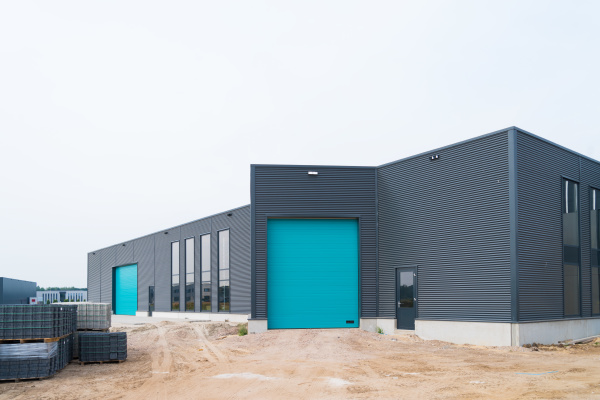 warehouse, under, construction - 28238777