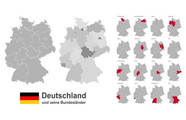 germany and federal states
