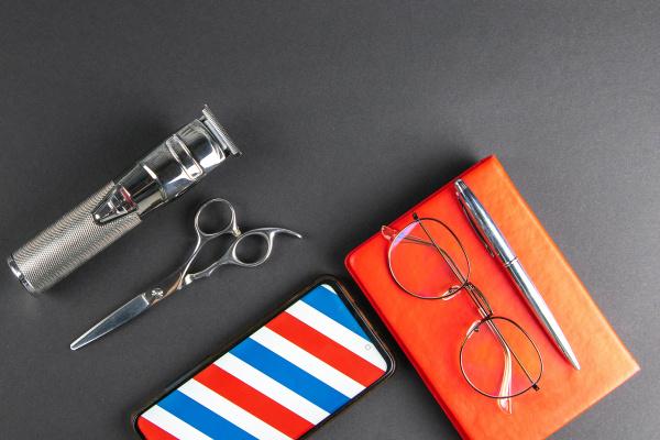 a, machine, for, haircuts, , scissors, , comb - 28239328