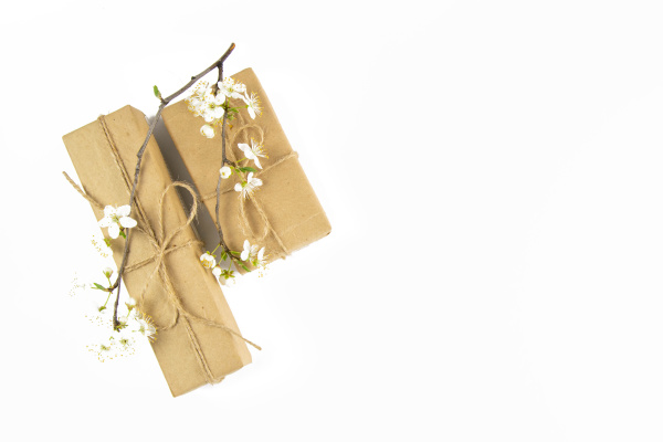 banner, with, wrapped, in, eco, craft - 28239917
