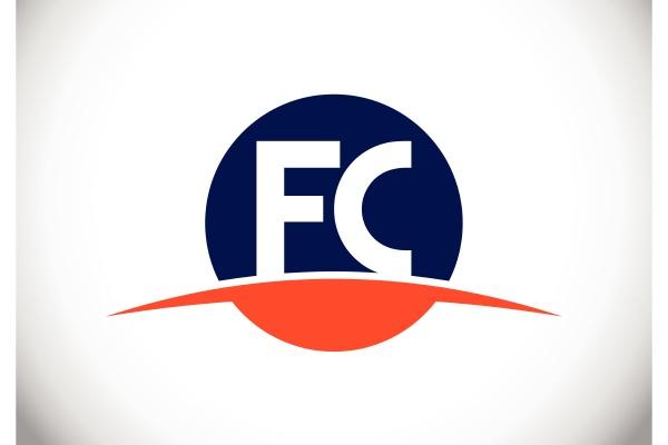 f, c., fc, initial, letter, logo - 28239965