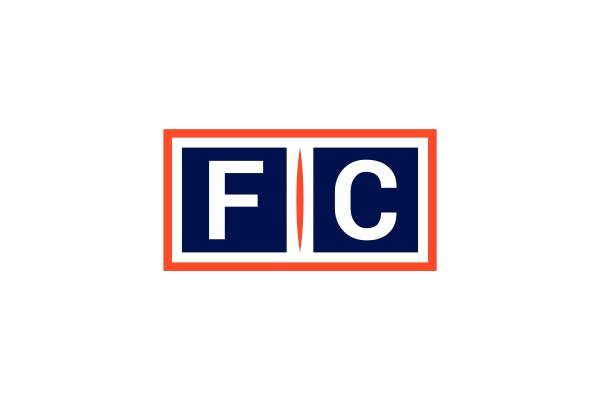 f, c., fc, initial, letter, logo - 28239971