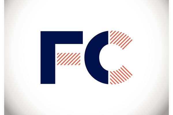 f, c., fc, initial, letter, logo - 28239993