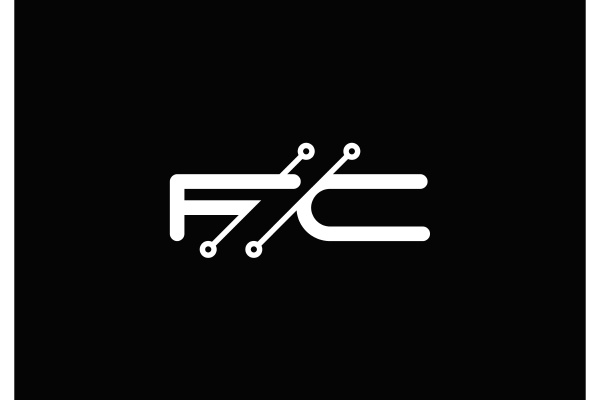 f, c, , fc, initial, letter - 28239974