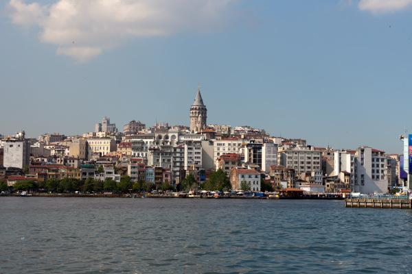 galata, tower, in, beyoglu, district, of - 28239230