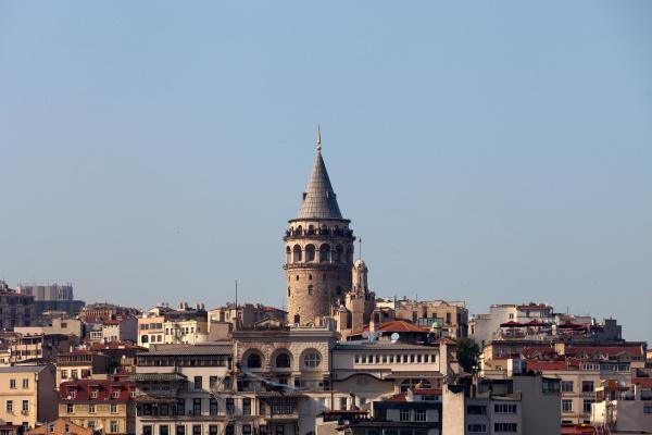 galata, tower, in, beyoglu, district, of - 28239866
