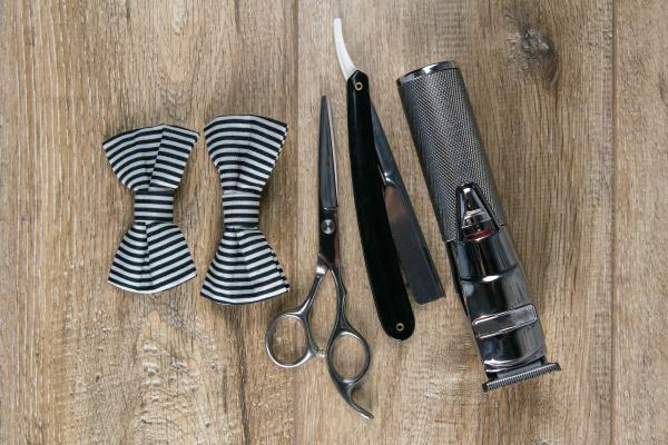 haircut, machine, , shaving, gel, , dangerous, razor - 28239763