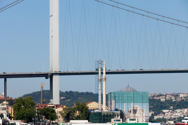istambul, -, bosporus, bridge, connecting, europe - 28239382