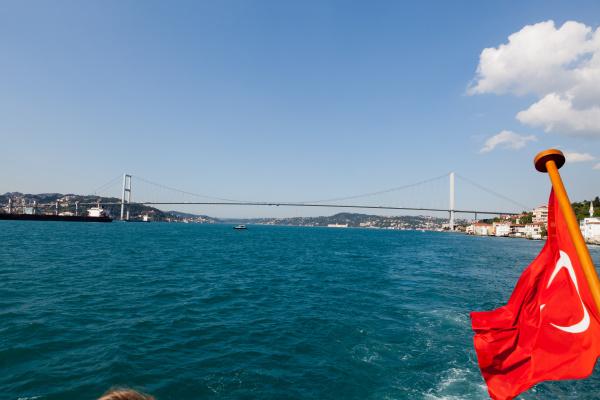istambul, -, bosporus, bridge, connecting, europe - 28239809