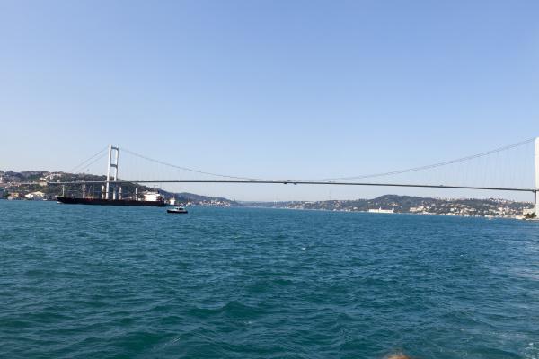istambul, , , bosporus, bridge, connecting - 28239533