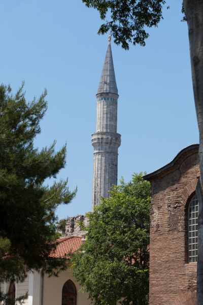 istanbul, , , one, of, minarets - 28239072