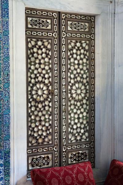 topkapi, palace, in, istanbul, turkey - 28239202
