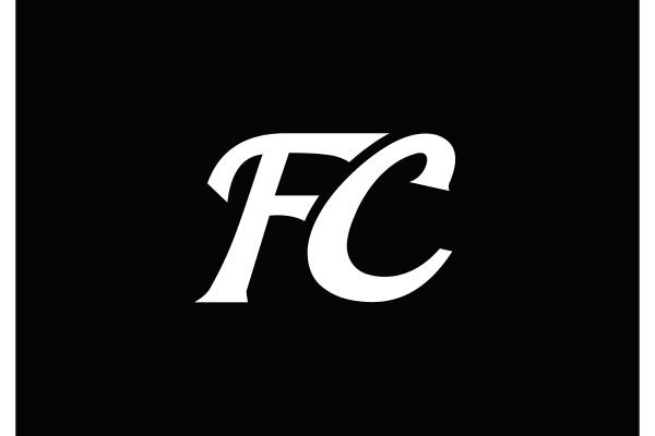 f, c., fc, initial, letter, logo - 28240075