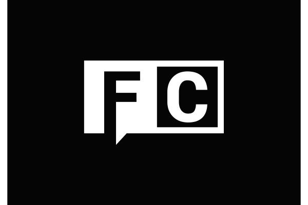 f, c., fc, initial, letter, logo - 28240082