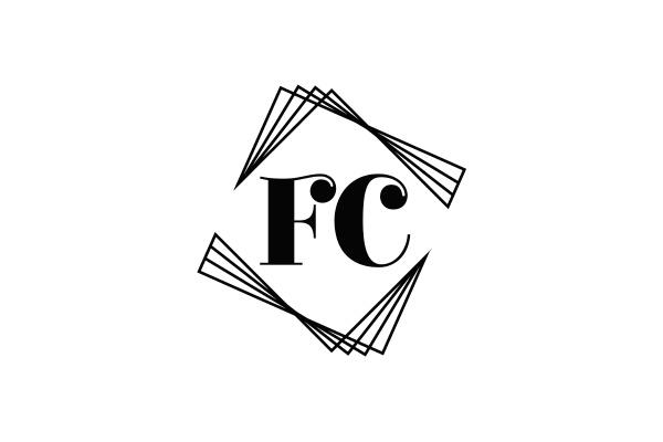 f, c., fc, initial, letter, logo - 28240172