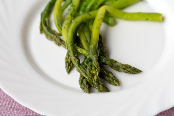 green, asparaguses, with, the, fresh, dill - 28240405