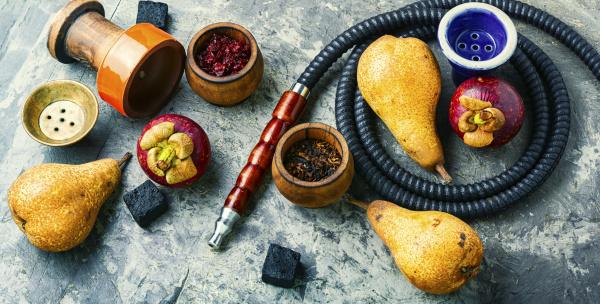 pear, shisha, tobacco. - 28240236