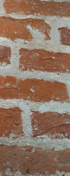 vertical, red, brick, wall, background - 28240097