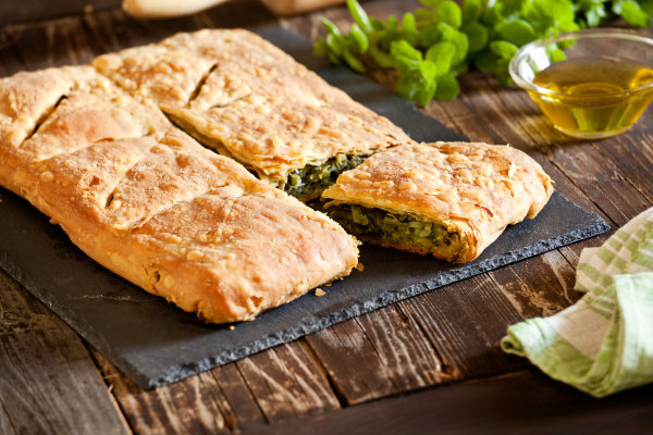greek spinach pie