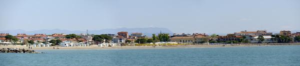 coast costa azzurra of grado