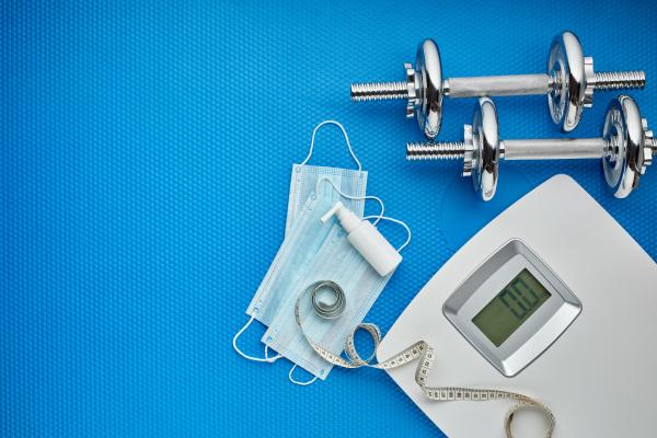 sport equipment scales medical
