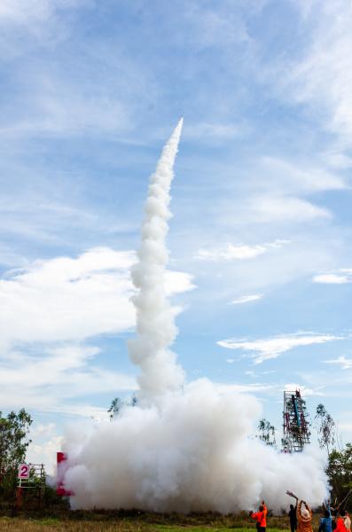 rocket launch yasothon rocket festival