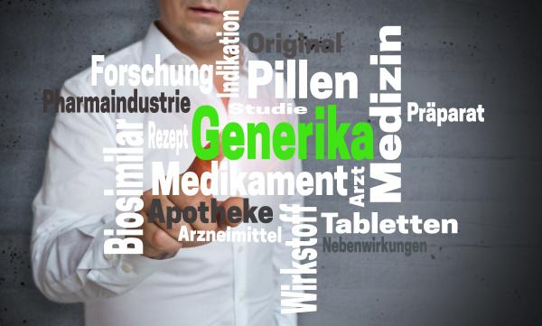 generika in german generic
