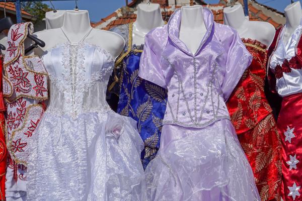 flea market dresses