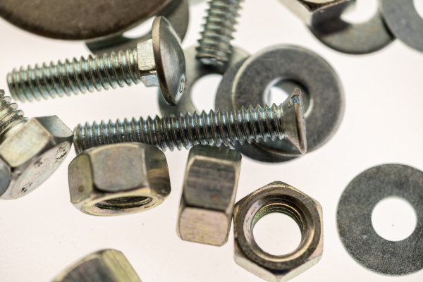 sheet metal and stainless steel screws