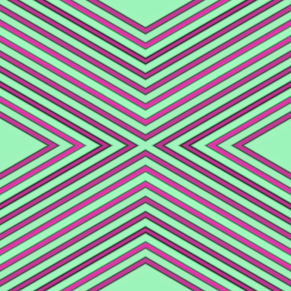 pink teal allover repeating pattern tile