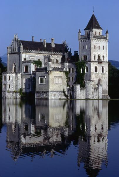 castle anif austria