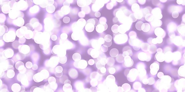 light lilac bright bokeh background