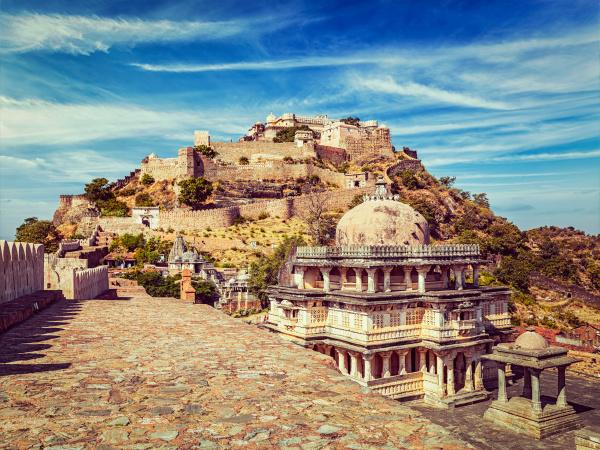 kumbhalgarh fort india