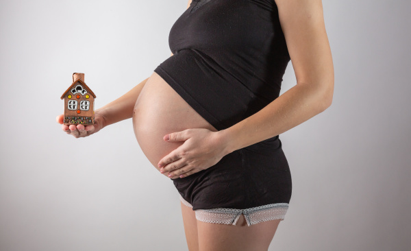 getting a home loan while pregnant