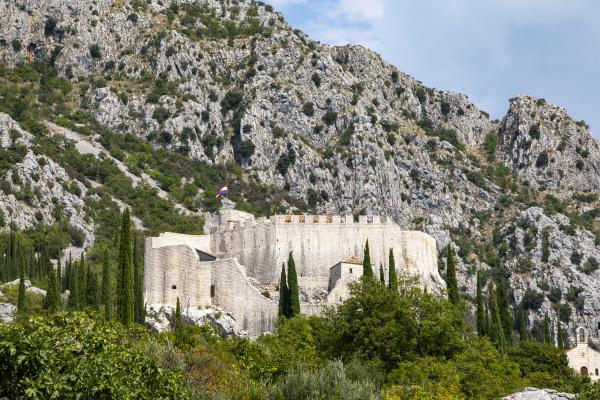 old fort croatia