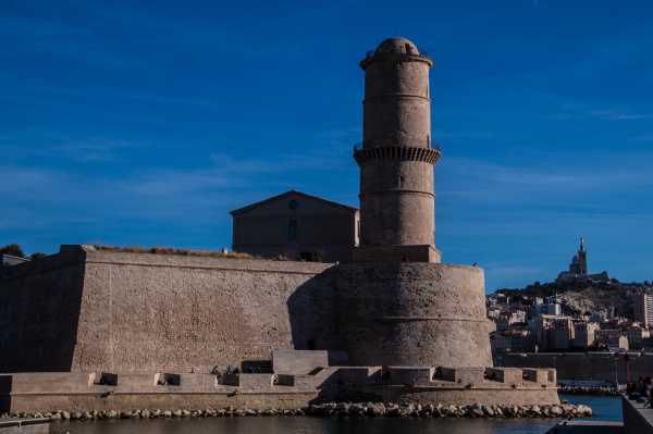 fort of marseille
